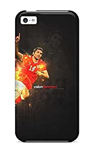 New GGGnQjl7783rlwcO Valon Behrami Tpu Cover Case For Iphone 5c