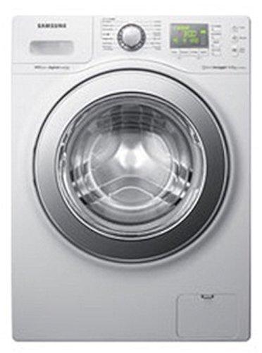 Samsung WF1802XEC - Lavadora (Independiente, Color blanco, Frente ...