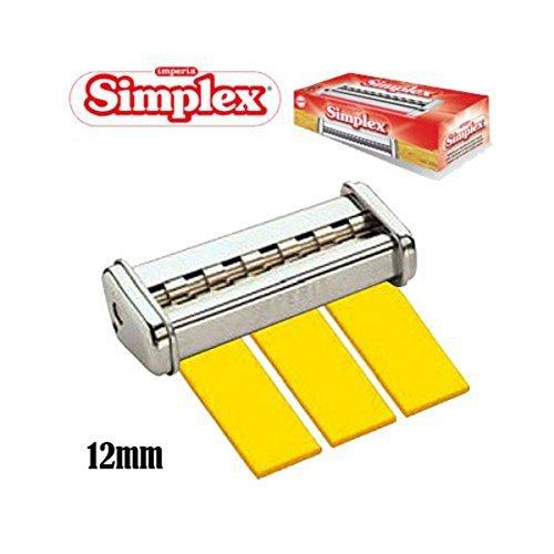Imperia 12mm Lasagnette Simplex Cutters
