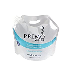 Primo Water 1 Gallon Water Bag / Pouch