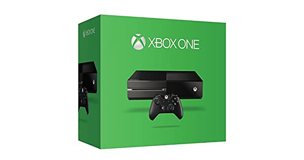 Amazon.com: Microsoft Xbox One Consola, Modelo 1540, sólo ...