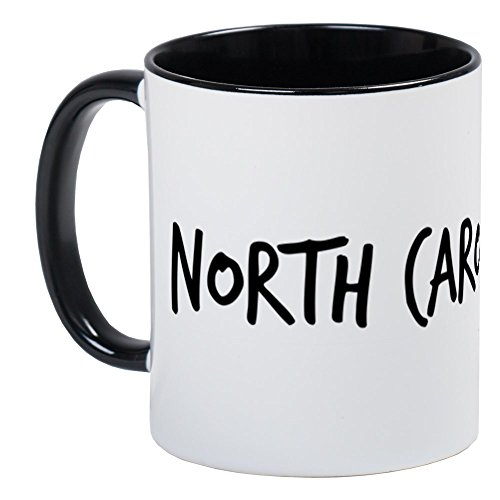 (CafePress - North Carolina Chick Mug - Unique Coffee Mug, Coffee Cup)