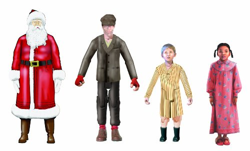 (Lionel Polar Express Add On Figures)