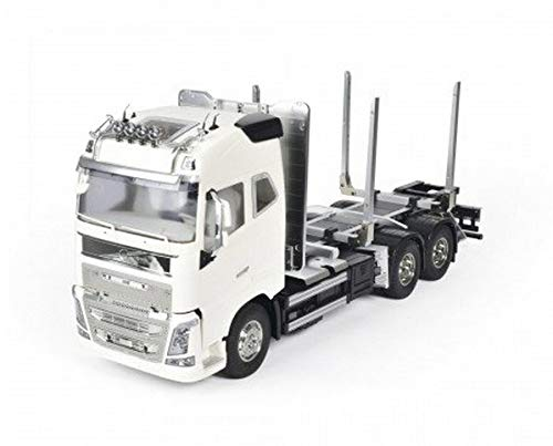 Tamiya America, Inc 1/14 Volvo FH16 Globetrotter 750 6×4 Timber Truck, TAM56360