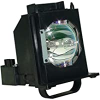 Replacement Lamp with Housing for Mitsubishi WD-65735, WD-65736, WD-65737, WD-65835 (915B403001)