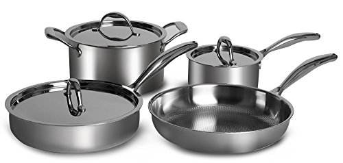 Buy what is the best stainless steel cookware set