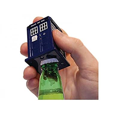 Doctor Who TARDIS Bottle Opener with Sound FX Effects