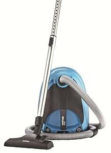 Nilfisk Power P10 - Aspiradora  doméstica, 1800 watts, filtro HEPA, color azul