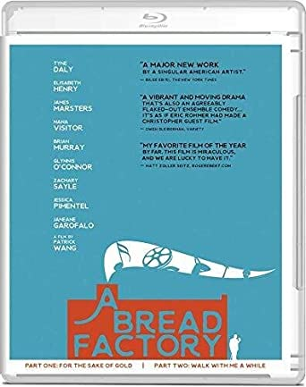 Image result for A Bread Factory Blu-Ray