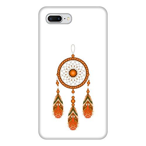 Coque Apple Iphone 7+ - Attrapeur de rêves orange
