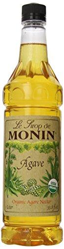 MONIN Agave Nectar Sweetner, 33.8-Ounce (Nectar Sweetner)