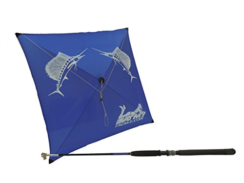 Fishing kite rod and kite combo by EAT MY TACKLE