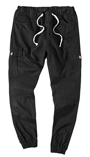 Ruched Cargos - 8