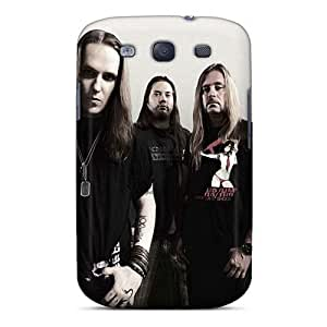 High Quality Hard Phone Cases For Samsung Galaxy S3 (Tok3039pZOT) Unique Design Trendy Children Of Bodom Band Skin