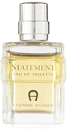 Etienne Aigner Statement for Men Mini Eau De Toilette, 0.12 Ounce - 0.12 Ounce Mini Cologne