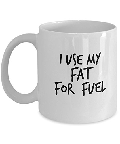 Price comparison product image Fat for Fuel Keto Coffee Mug