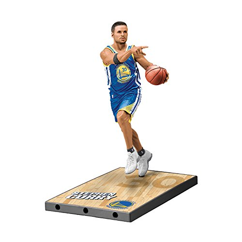 - McFarlane Toys NBA Series 32 Stephen Curry Golden State Warriors Action Figure