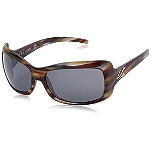 Kaenon Women's Georgia Polarized Oval Sunglasses, Wetlands, 62 mm