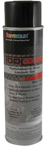 Seymour 620-1558 Toolmaker's Blue Layout Ink