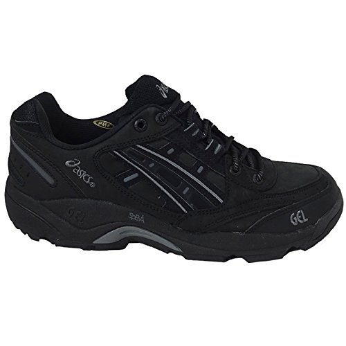 Asics Men Gel di bar ranca H2O WR ql315/9090 colore: Black/Black/Storm