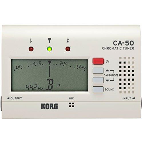 Korg Tuner (CA50) (Musical Instrument Tuner)