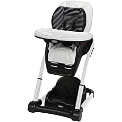 Graco Blossom 6-in-1 Convertible High Chair Seating System, Studio