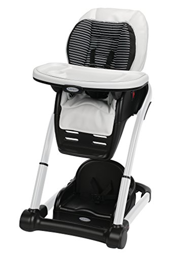 Graco Blossom 4-in-1 Convertible High Chair, Studio (Seating Chair compare prices)
