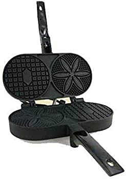 Palmer 1000T Electric Pizzelle Iron-Non-Stick