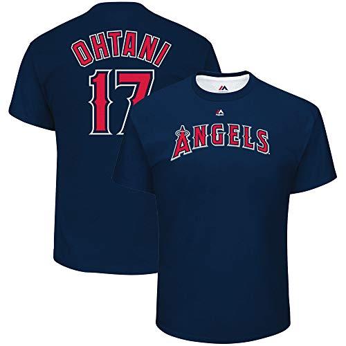 4b0f173ea Shohei Ohtani Los Angeles Angels Memorabilia. Men s Majestic Shohei Ohtani  ...