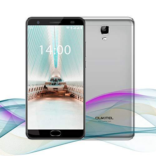 (OUKITEL OK6000 Plus Unlocked Cell Phones, 5.5