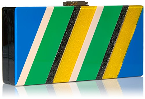 Milly Clutch Stripe Milly Stripe Clutch Multi Milly Multi Stripe Or4wqUfAOx