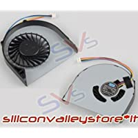 Siliconvalleystore Ventola CPU FAN Notebook LENOVO B480 B480A B485-B490 B590 M490 M495 E49 ORIGINALE
