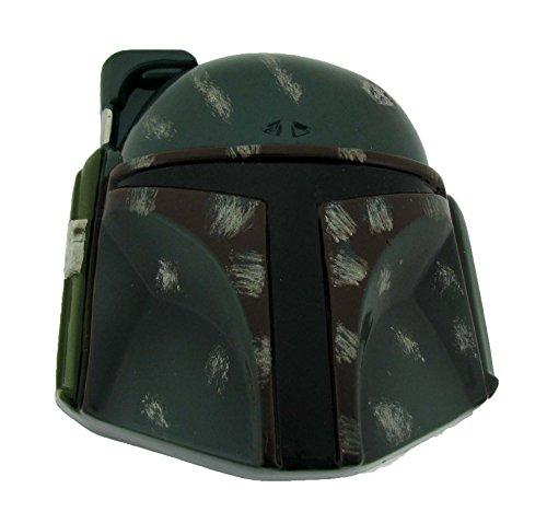 (Star Wars Belt Buckle Boba Fett Helmet)