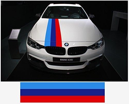 Bmw M Performance M Stripe Decal Windscreen 30cm X 125cm Buy Online In El Salvador At Elsalvador Desertcart Com Productid 15652676