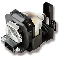 Panasonic PT-AX200U Replacement Projector Lamp bulb with Housing - High Quality Compatible Lamp