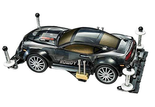 - Tamiya 18710 Mini 4WD Starter Pack FM-A Balanced Spec Rowdy Bull 1/32 Scale