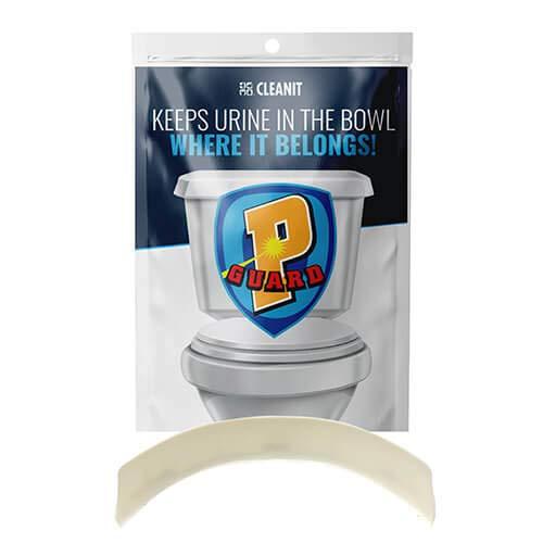 PGuard Urine Deflector Pee Splash Guard (CISPGUARD1)