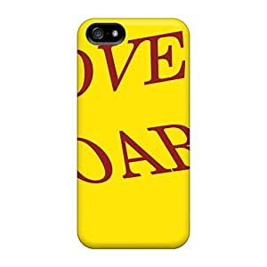 InesWeldon Iphone 5/5s Great Cell-phone Hard Cover Provide Private Custom Fashion Mcfly Band Skin [Ryw18533dLPT]