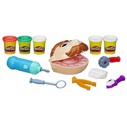 Review Play-Doh Doctor Drill 'n