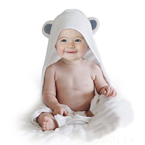 Baby Absorbent Back Towel (Rabbit) - 7
