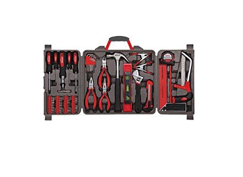- Apollo Tools 71-Piece Household Tool Kit