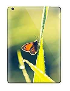 Ipad Air Well-designed Hard Case Cover Butterfly Protector