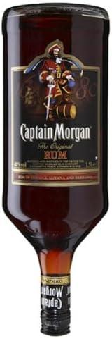 El capitán Morgan original ron 1.5L (paquete de 1.5ltr ...