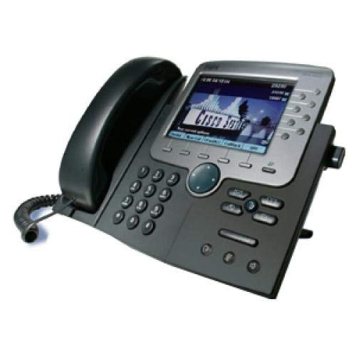Cisco CP-7971G-GE Unified IP VOIP Phone 7971G - (Call Manager Required) (Renewed) by Cisco