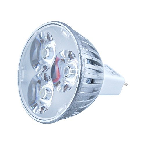 Led 10 Piece Mr16 - Jombo 10 pieces High Power 4W LED Bulbs Lamp Bulb Day White MR16 12V Household Replacement Lighting