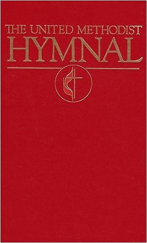 United Methodist Hymnal Dark Red: United methodist Church