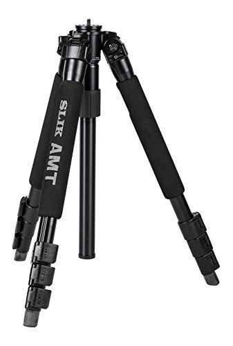 SLIK Pro 340DX Tripod Legs, Black (613-339)