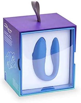 We Vibe Match Vibrador Doble - 200 gr: Amazon.es: Salud y cuidado ...