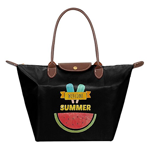 OUDE Welcome Summer Fashion Ladies Folding Dumpling - Ross Mall Park Shops At