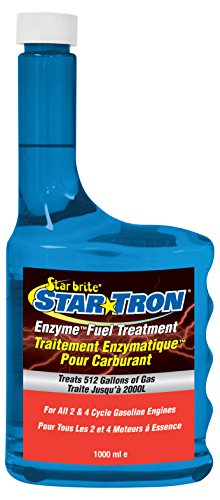 Star Tron Enzyme Fuel Treatment - Concentrated Formula 32 oz - Treats 512 Gallons by Star Brite (Image #3)